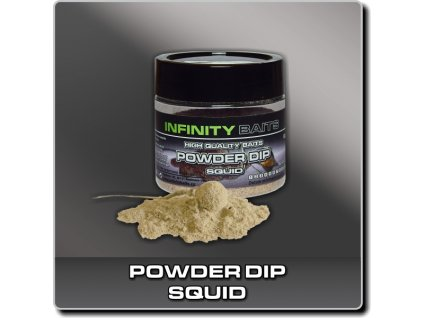 Infinity Baits Powder dip - Squid