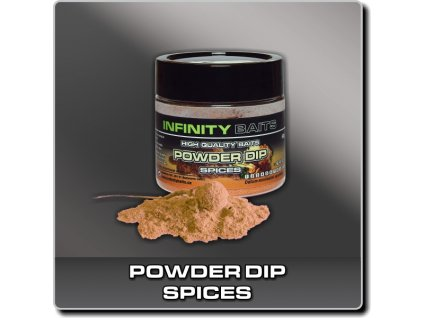 Infinity Baits Powder dip - Spices