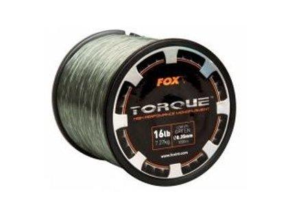 fox vlasec torque carp line low vis green 850 m 1