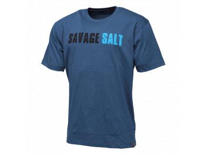 Savage Gear tričko Salt Tee vel. M  + Sleva 5% za registraci