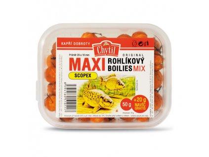 CHYTIL Rohlíkový boilies Maxi