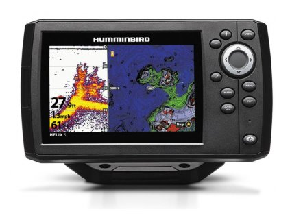 HUMMINBIRD Humminbird HELIX 5 CHIRP GPS G2  + Sleva 3% za registraci