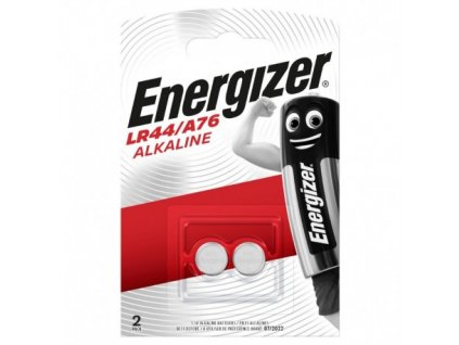 alkalicka baterie 2x lr44 a76 energizer