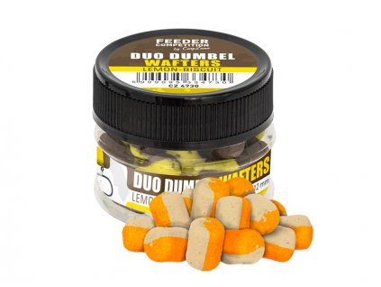Carp Zoom Duo Dumbels Wafters - 15 g/8x12 mm