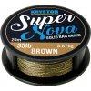Kryston pletené šňůrky - Super Nova solid braid  + Sleva 10% za registraci