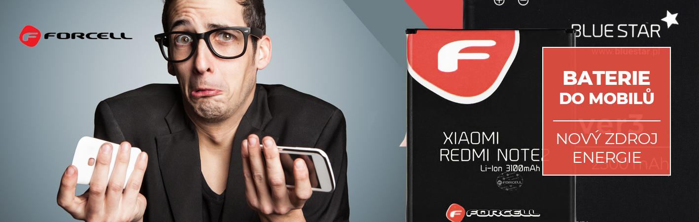 Baterie do mobilů
