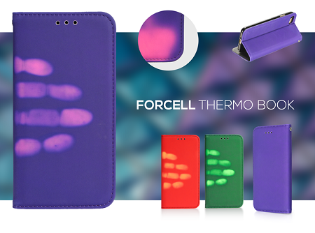Pouzdro Forcell THERMO Book