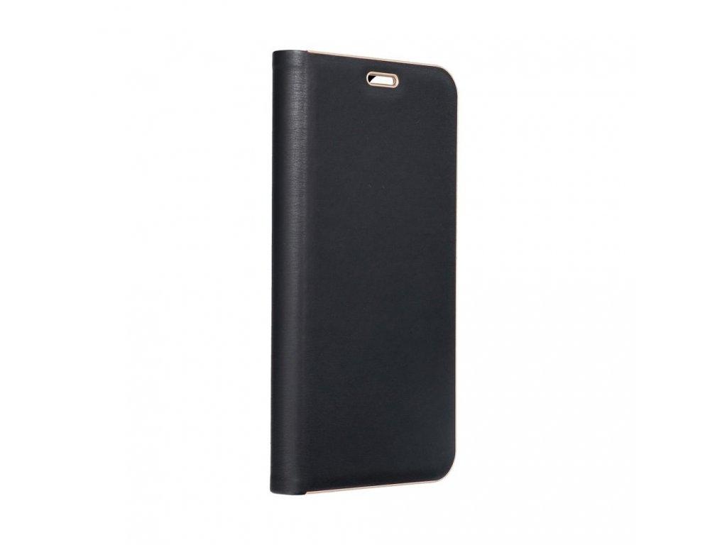 Pouzdro Forcell Luna Book Samsung A7 2018 černé