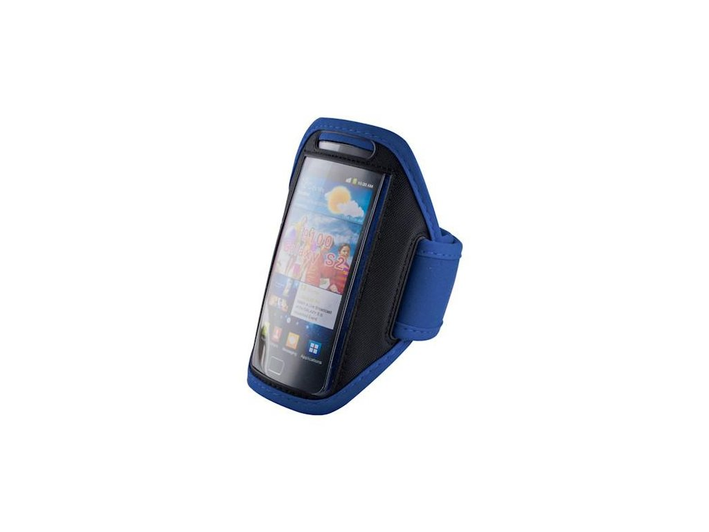 univerzalni sportovni pouzdro na ruku rozmer 4 7 4 8 cerno modre w800 cfff