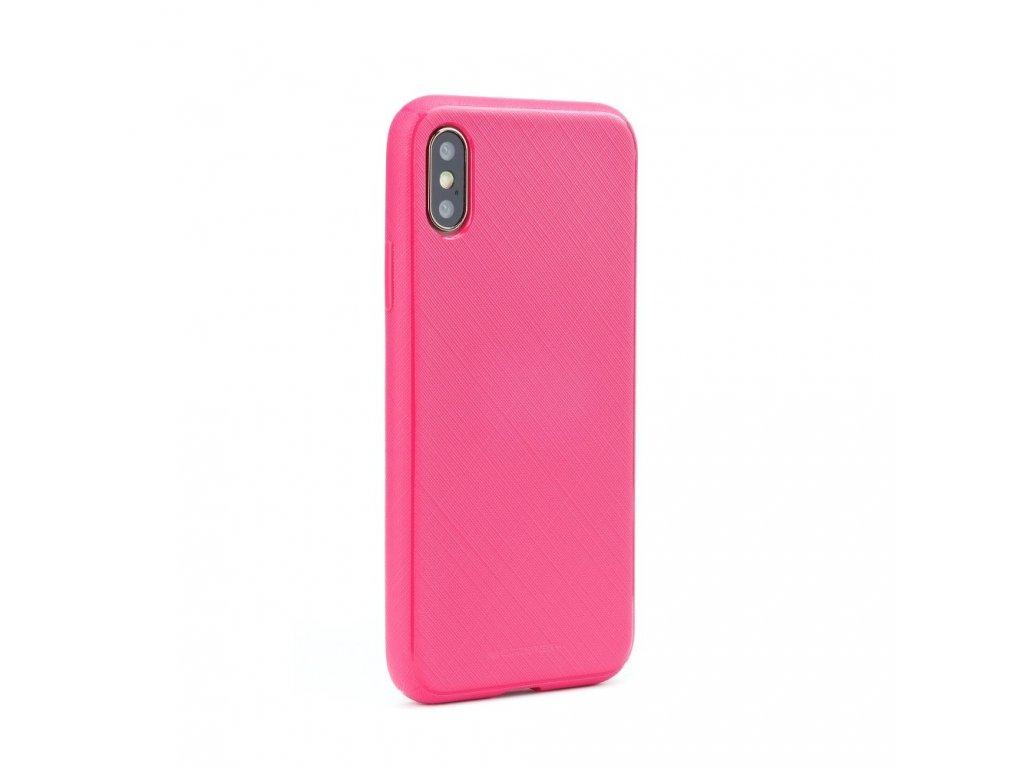 Pouzdro Mercury Style Lux Apple Iphone 6 Plus   6S Plus růžové ... f4d3f0d7e21