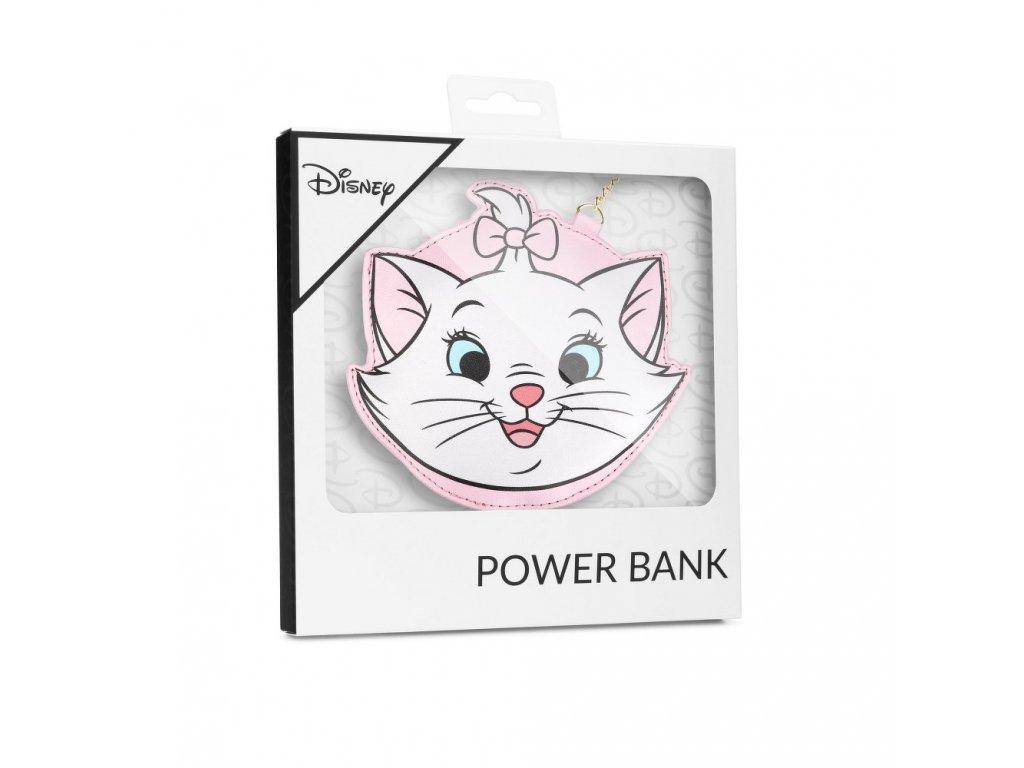 Power Bank licence přívěšek Kočka 2200mAh