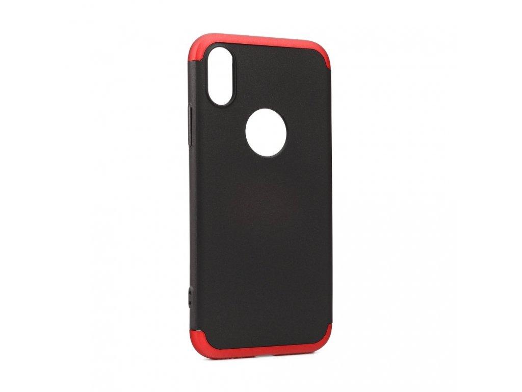 Originální obal GKK 360 Full Protection Apple Iphone 6 / 6S červeno černý
