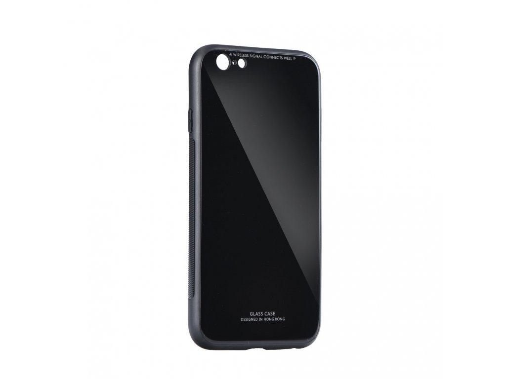 Pouzdro Forcell Glass Samsung Galaxy M10 černé