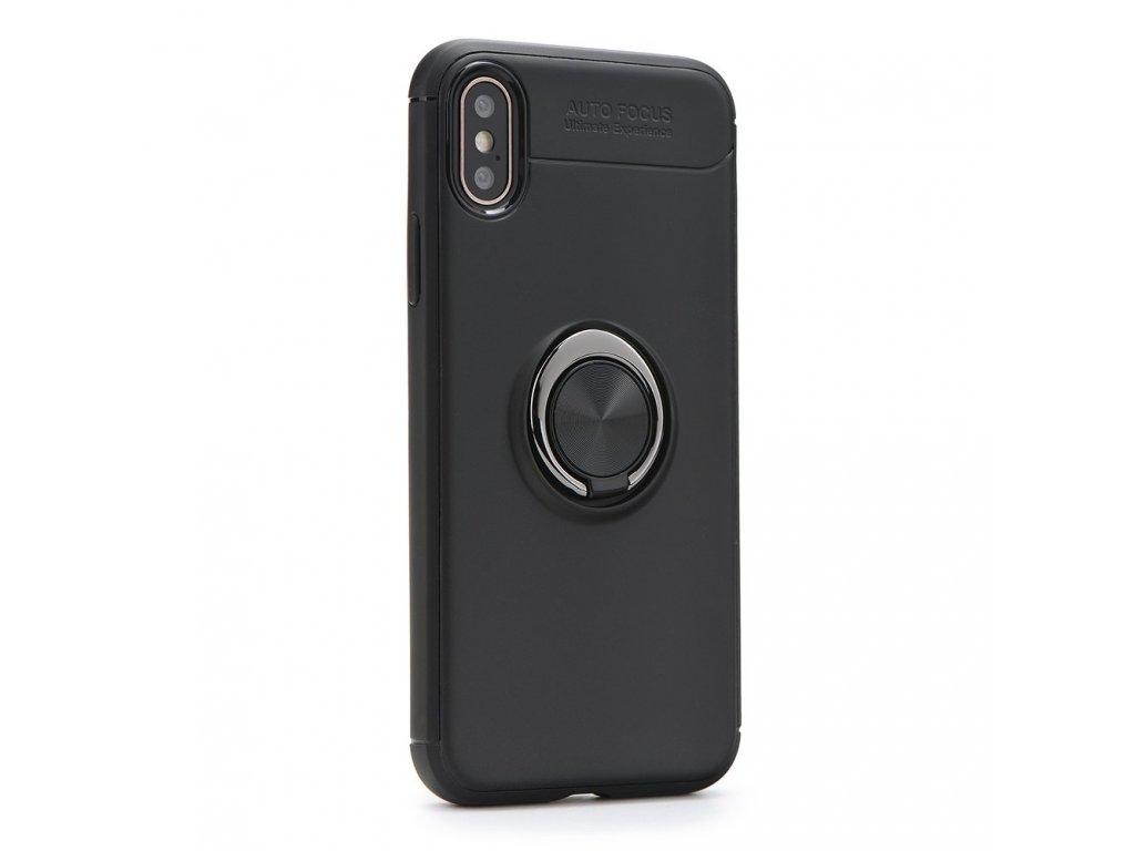 Pouzdro Forcell RING Huawei P Smart Plus černé