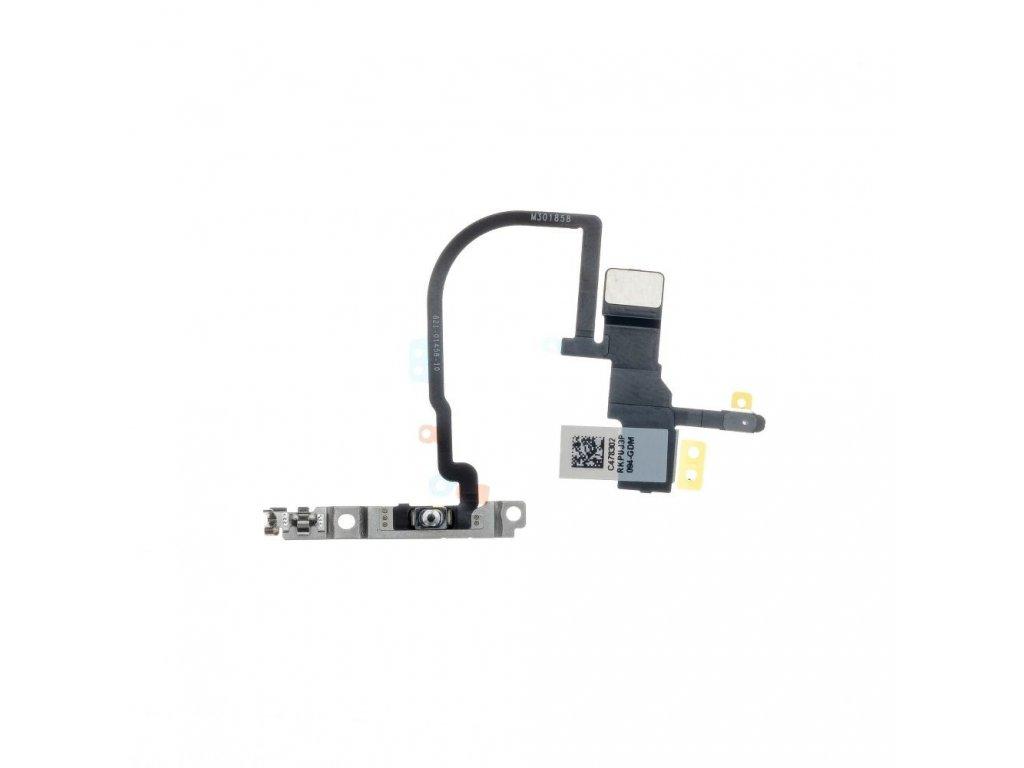 Flex kabel se spouštěcím tlačítkem EQ Apple Iphone XS Max