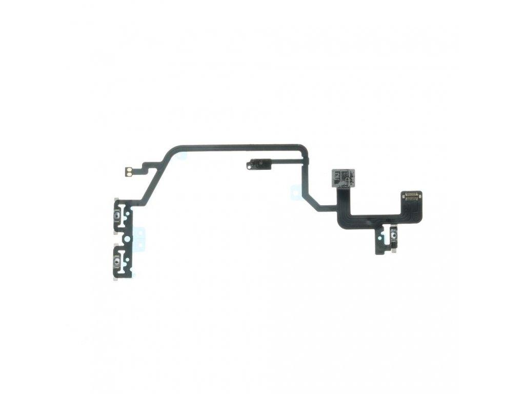 Flex kabel s tlačítkem hlasitosti + On / Off  EQ Apple Iphone XR