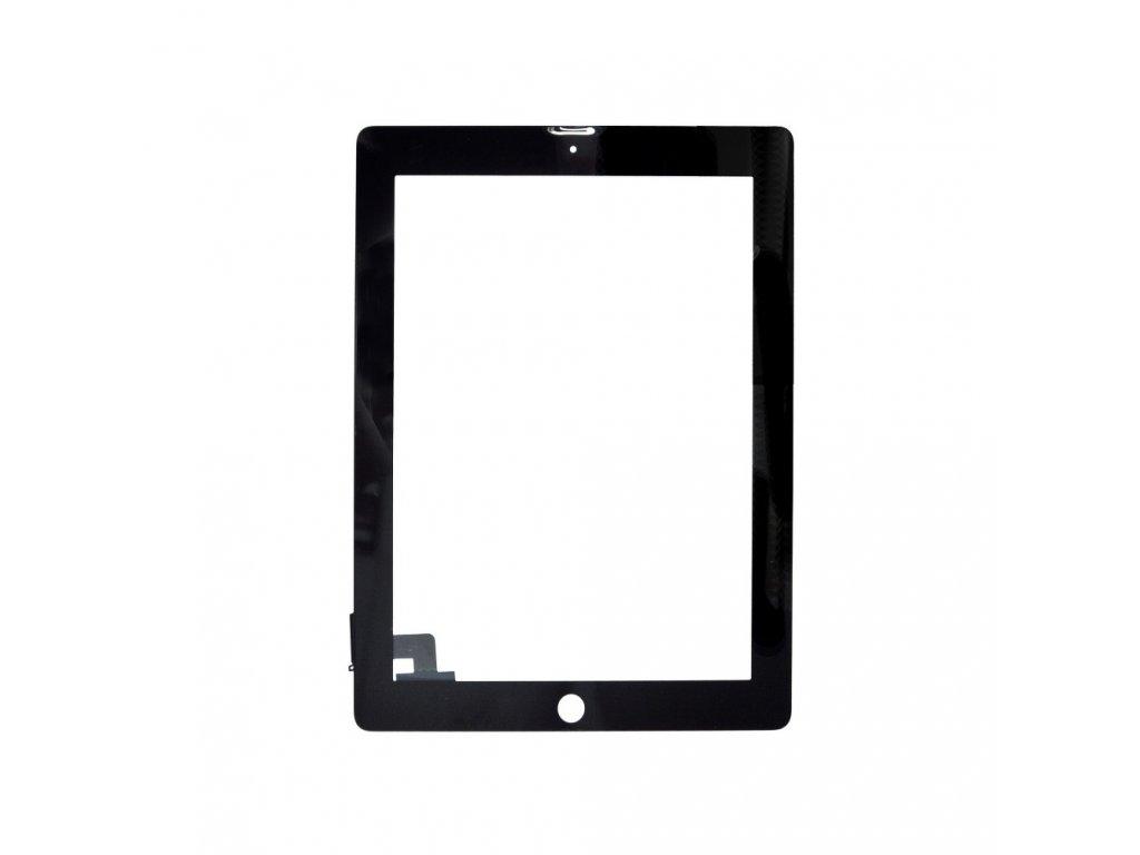 Dotyková deska iPad 3, iPad 4 Black / černá