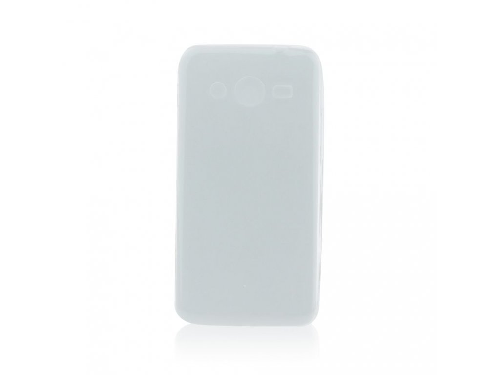 Pouzdro Back Case Ultra Slim - Samsung G355H Galaxy Core 2 čirá