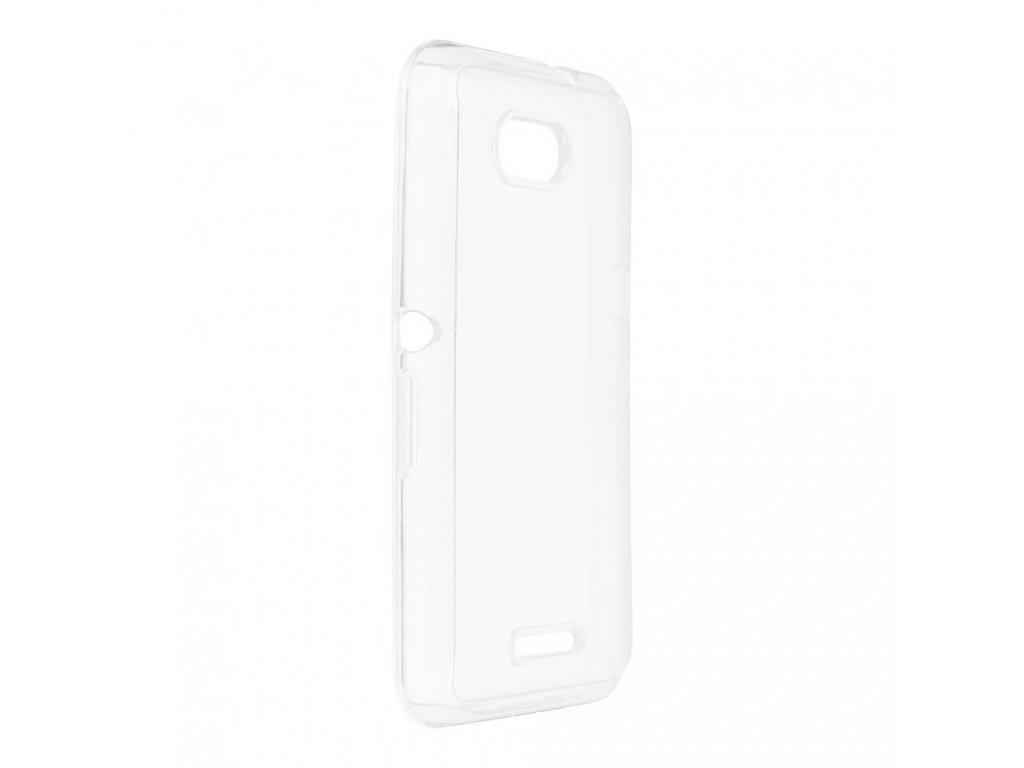 Pouzdro Back Case Ultra Slim 0,3mm - Sony E2003 Xperia E4G - transparentní