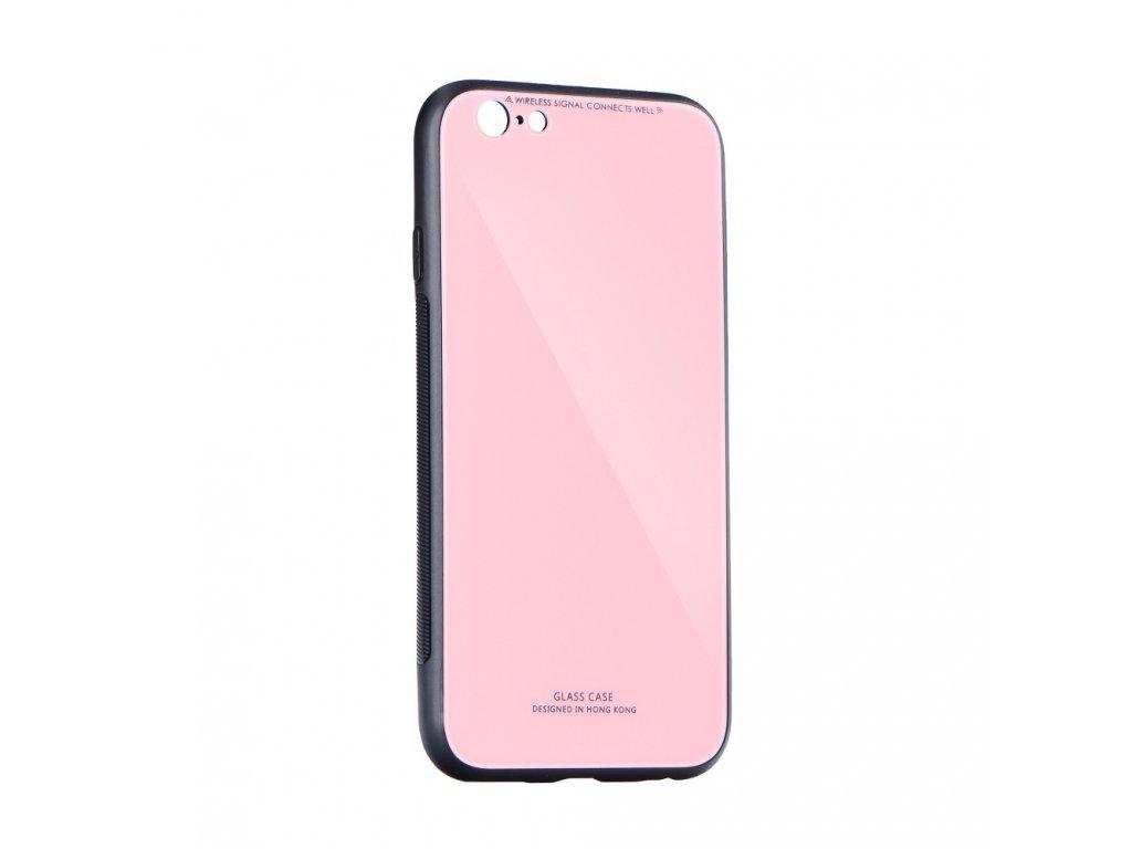 "Pouzdro Forcell Glass Apple Iphone 11 ( 6,1"" ) růžové"