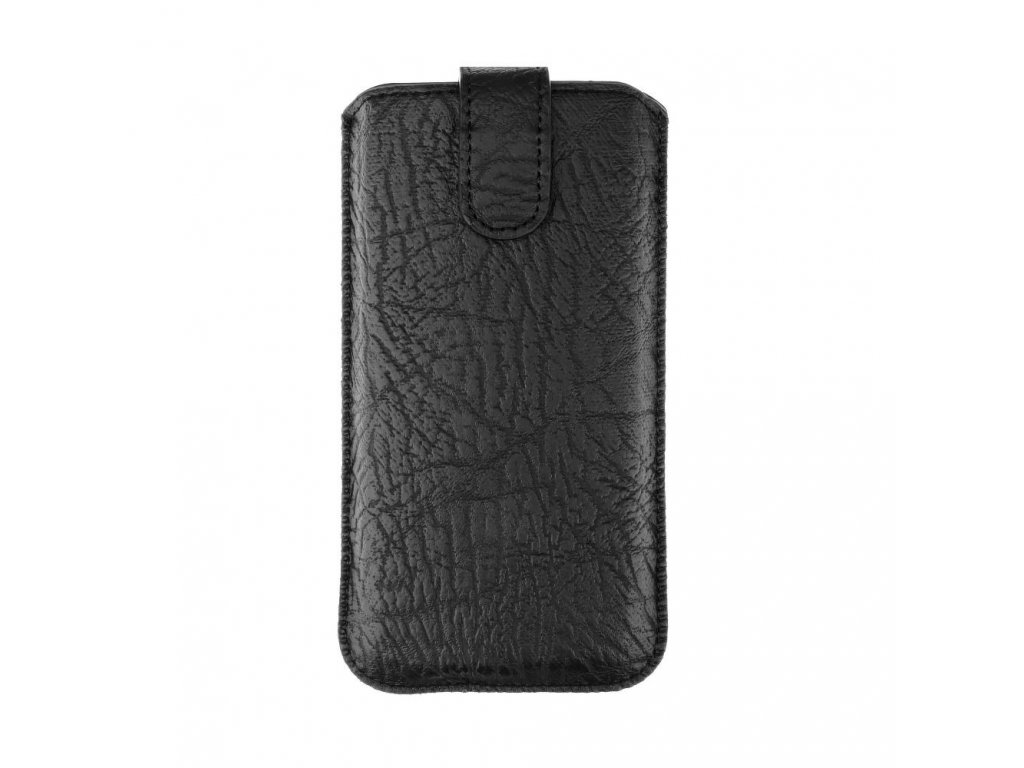Pouzdro Forcell - SLIM KORA 2 - HTC Desire 500, Galaxy S 4/i8262 Core/Nokia 625 černé
