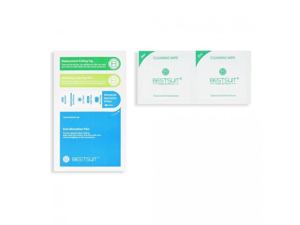 Tvrzené sklo Flexible Nano Glass na zadní kameru Apple Iphone 11
