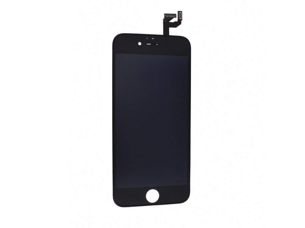 "LCD displej Apple Iphone 6S 4,7"" + dotyková deska černá (HiPix)"