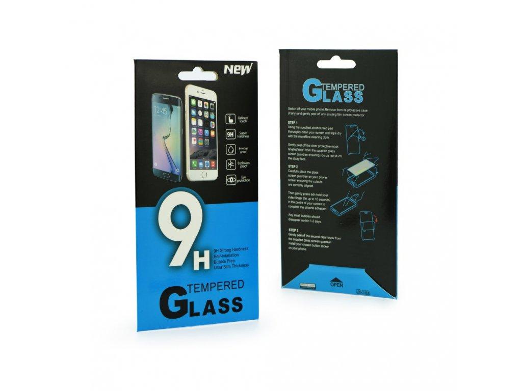SET 2ks ochranné sklo + 1 ks transparentní pouzdro Samsung A40