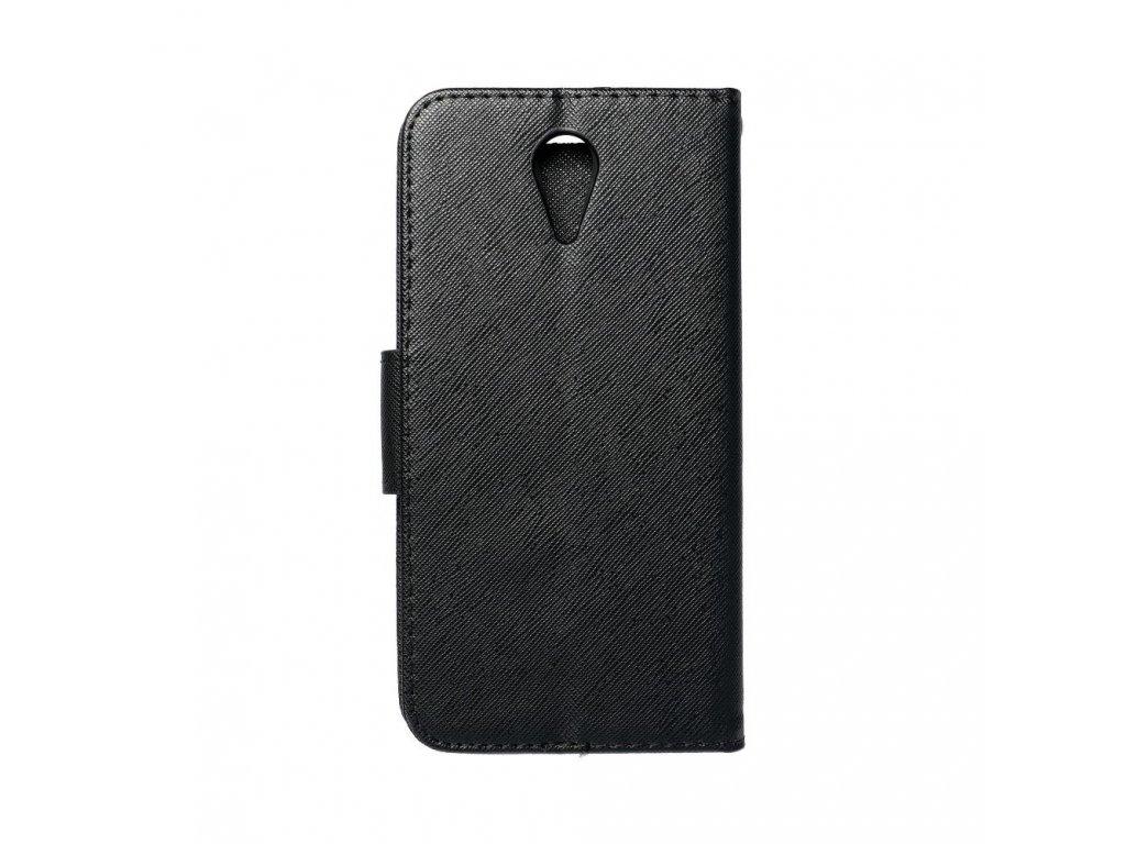 Fancy pouzdro Book - HTC Desire 620 - černé