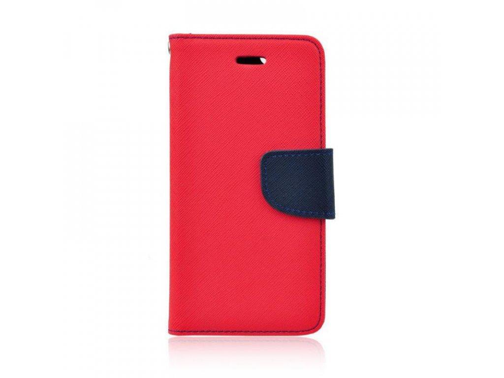 1723 1 fancy pouzdro book lenovo a369 modro cervene