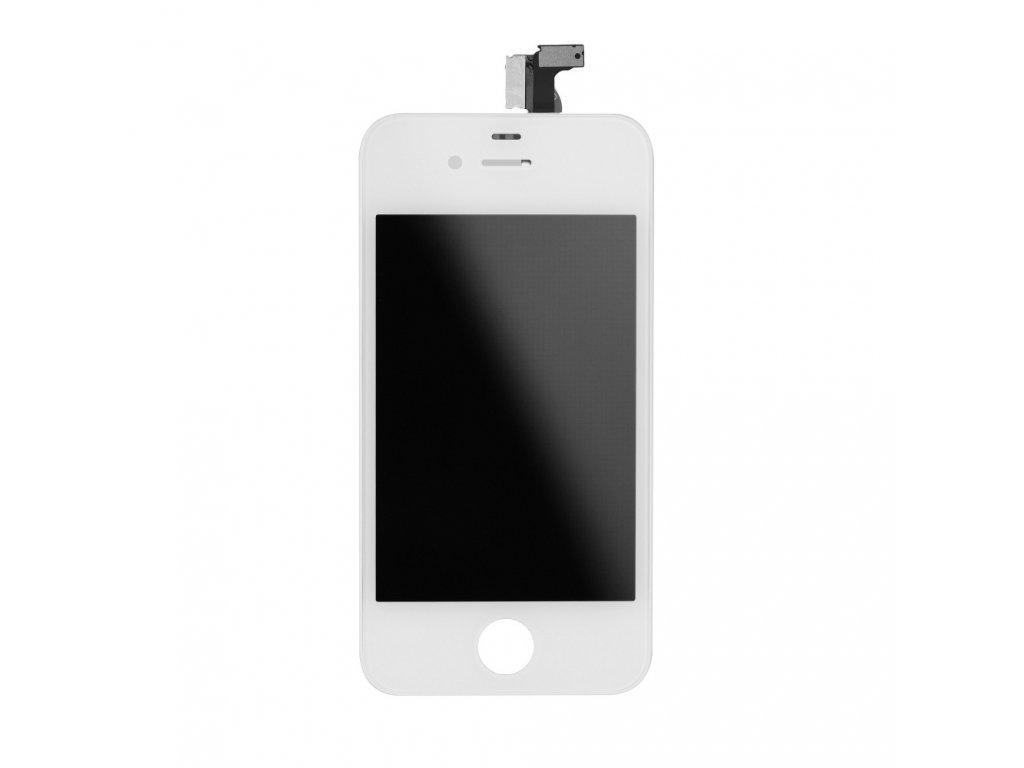 Apple iPhone 4 LCD Displej + Dotyková deska bílá - OEM