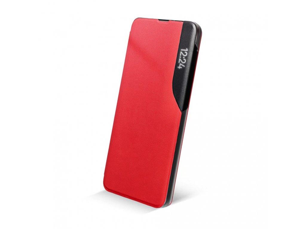 Pouzdro SMART VIEW SAMSUNG Galaxy S20 FE červené