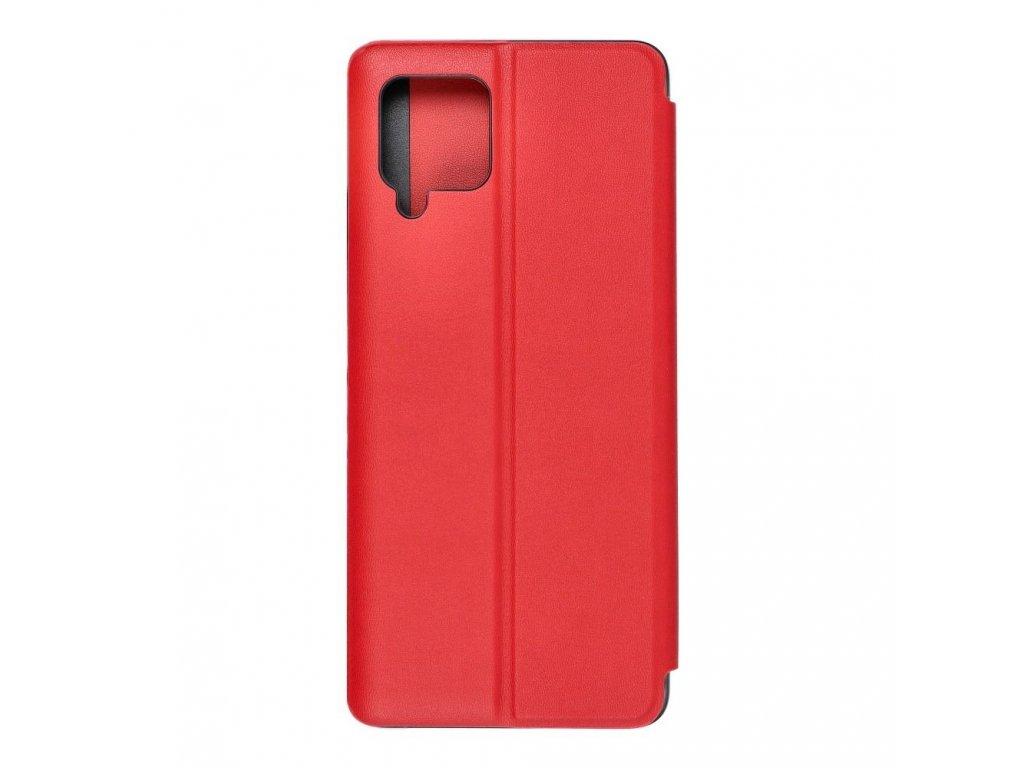 Pouzdro SMART VIEW SAMSUNG Galaxy A42 5G červené