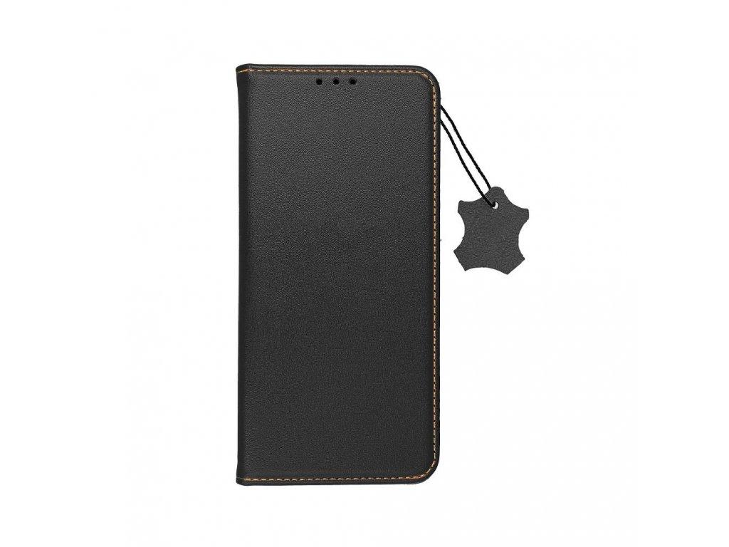 Kožené pouzdro Forcell SMART PRO APPLE IPHONE 12 PRO MAX černé