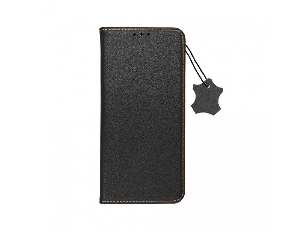 Kožené pouzdro Forcell SMART PRO SAMSUNG Galaxy A42 5G černé