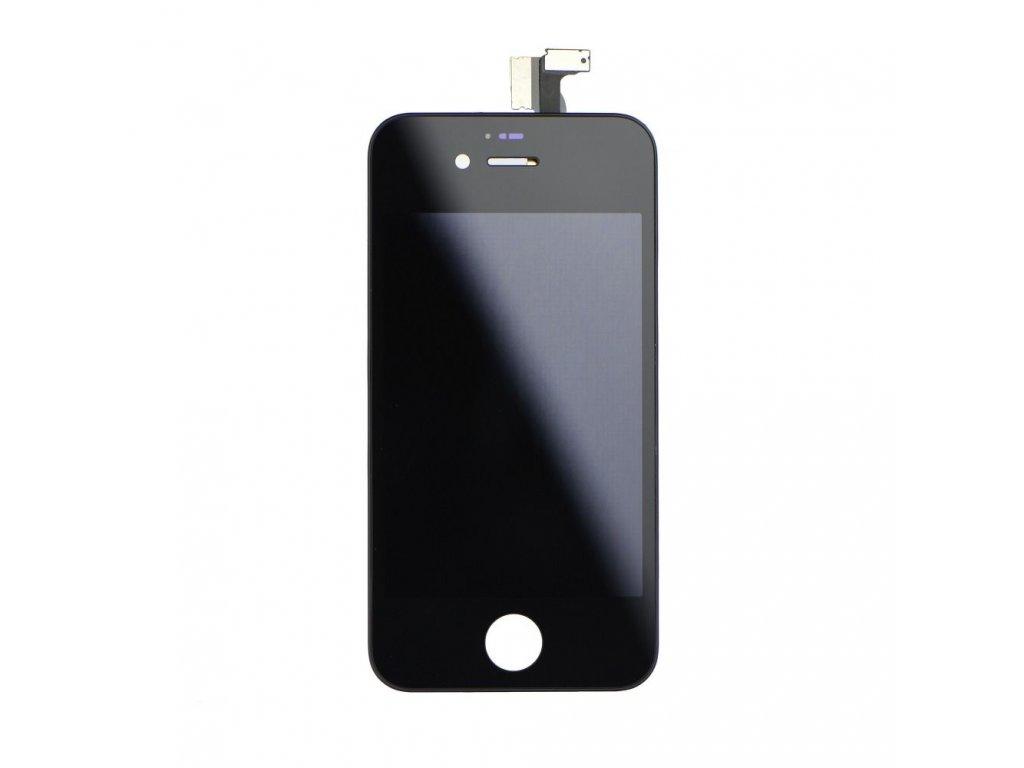 iPhone 4S LCD Displej + Dotyková deska, sklo - černé, OEM