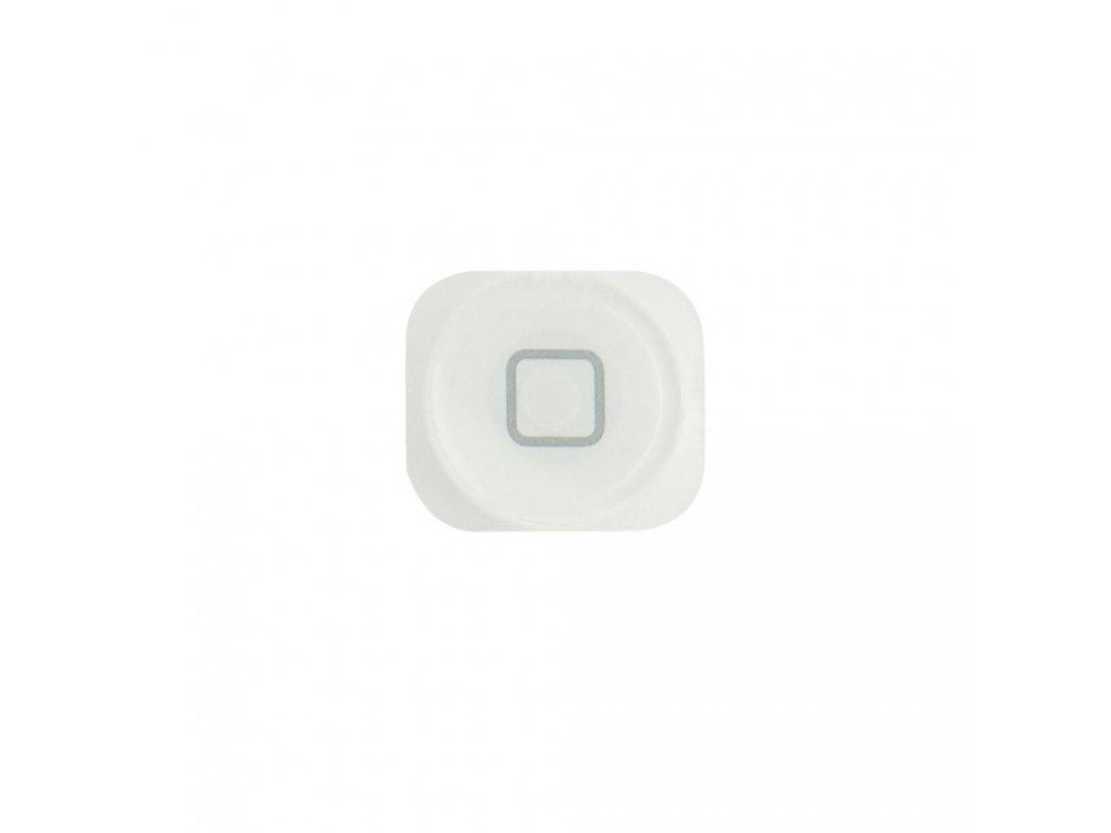 Tlačítko HOME pro Apple iPhone 5 bílé