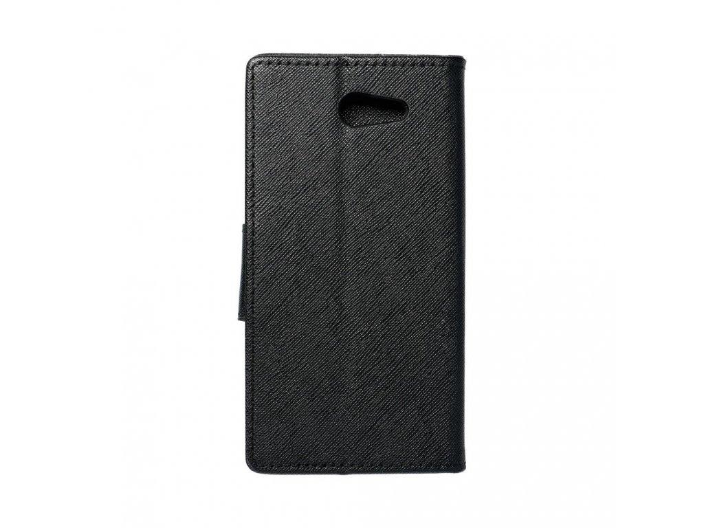 Fancy pouzdro Book - Sony D2303 Xperia M2 - černé