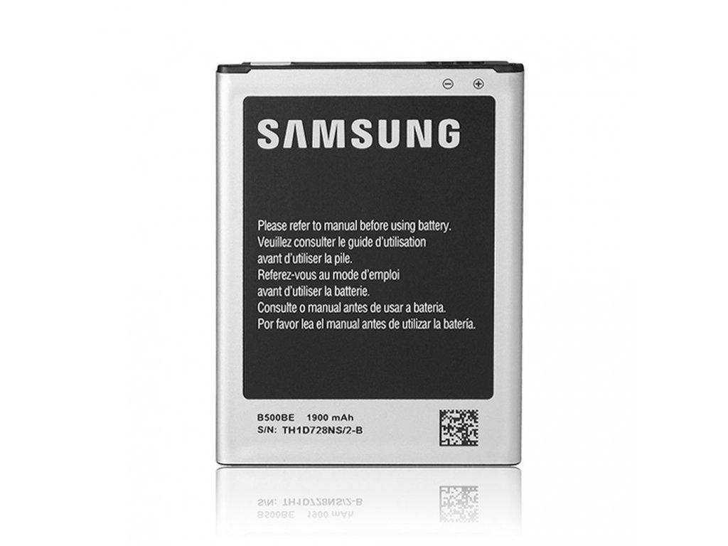 Baterie Samsung B500BE - 1900mAh (i9195 Galaxy S4 mini) - bulk