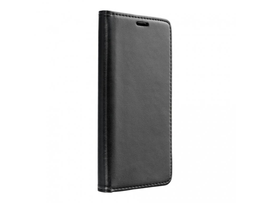 Pouzdro Magnet Flip Wallet Book pro Samsung G925F Galaxy S6 Edge - černé