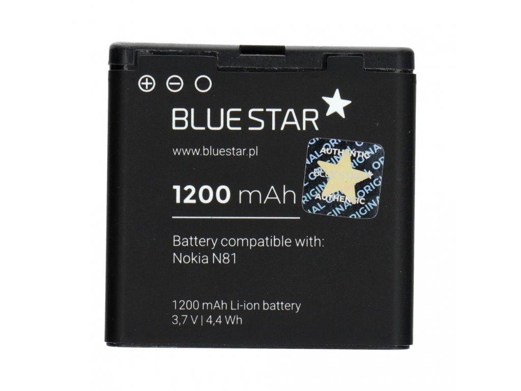 Baterie Blue Star Nokia E51, N81 8GB, N82, N86/BP-6MT - 1200mAh