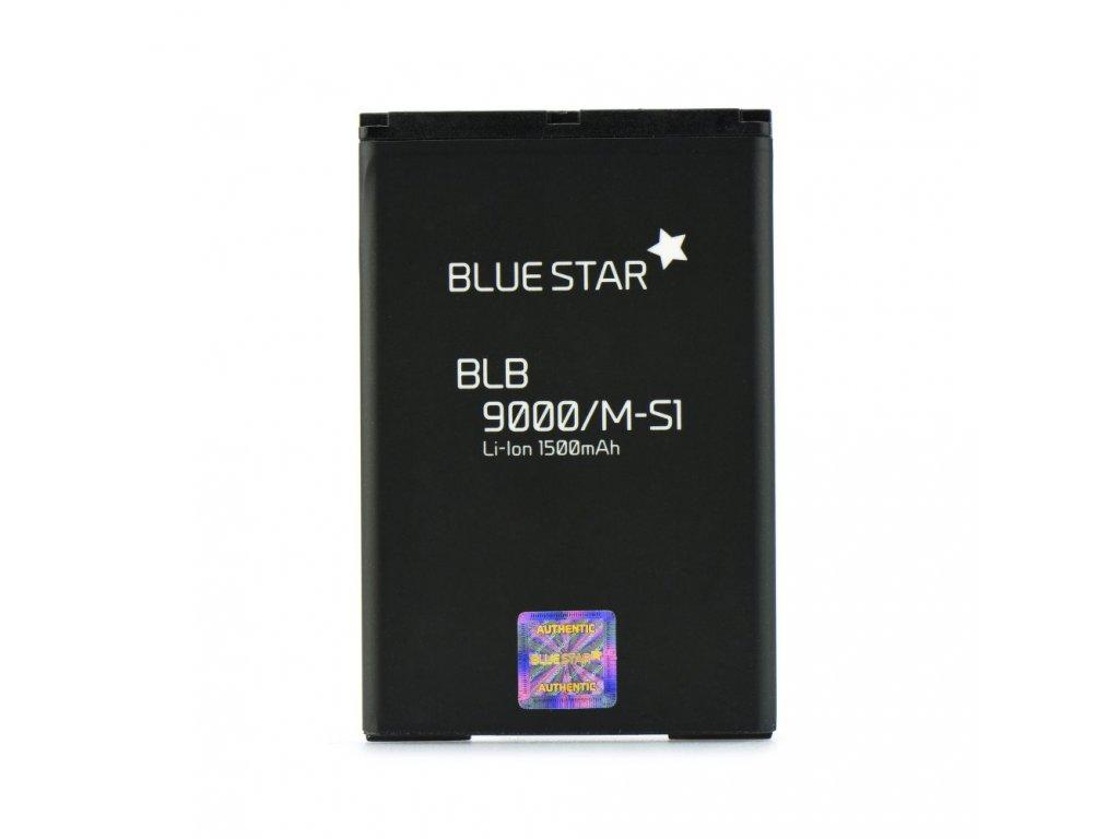 Baterie BlueStar BlackBerry 9700 Bold (náhrada za M-S1) Li-Ion 1500 mAh