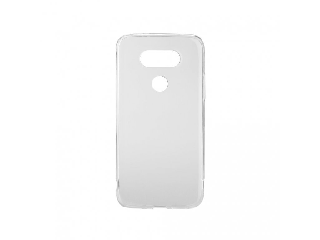 Pouzdro Back Case Ultra Slim 0,3mm - LG H850 G5 - transparentní