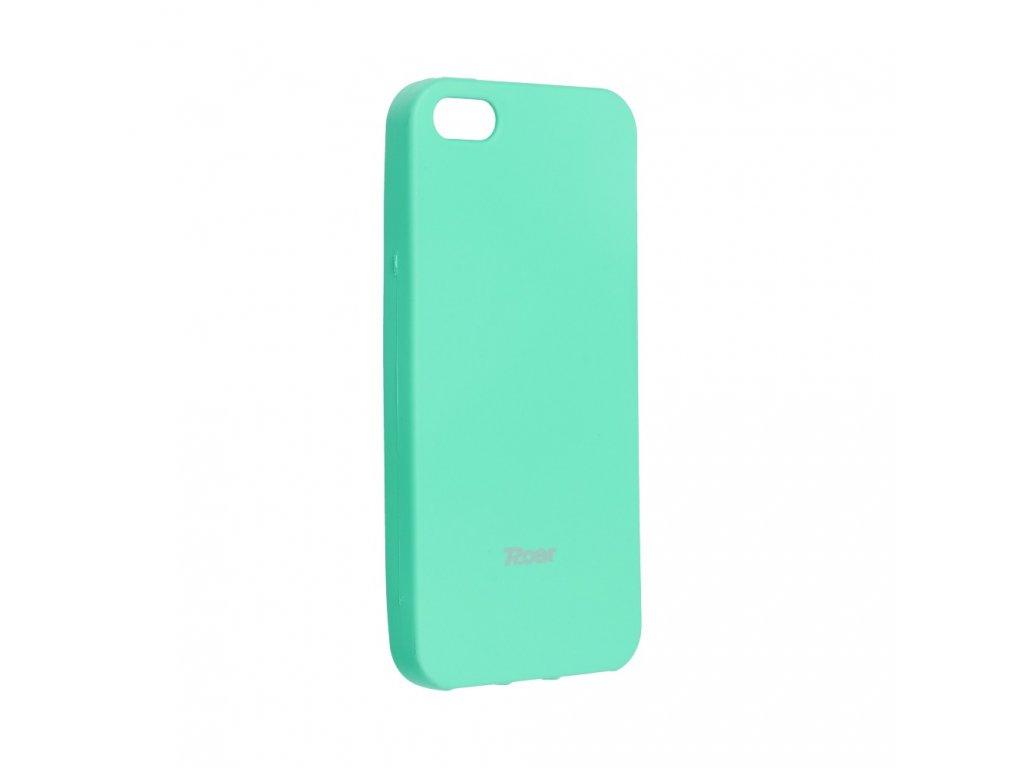 Pouzdro Roar Colorful Jelly Case Apple iPhone 5/5S - mátové