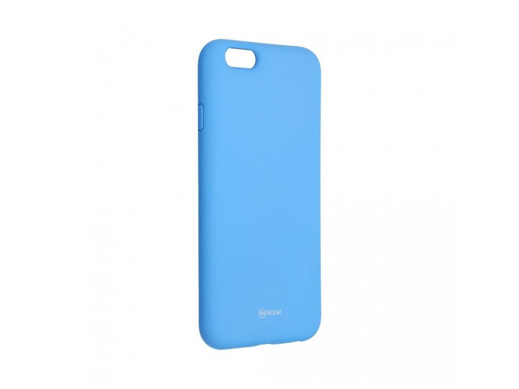 Pouzdro Roar Colorful Jelly Case Apple iPhone 6/6S - světle modré