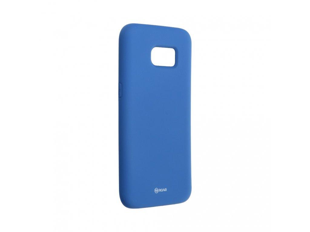 Pouzdro Roar Colorful Jelly Case Samsung G935F Galaxy S7 Edge - modré
