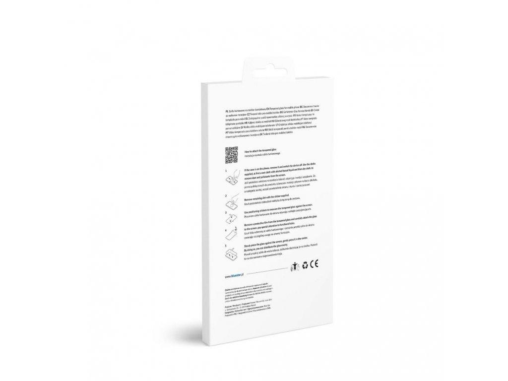 "Tvrzené sklo Blue Star Pro+ 0.3 mm 5D Full Cover pro Apple iPhone 6/6S 4.7"" - bílé"
