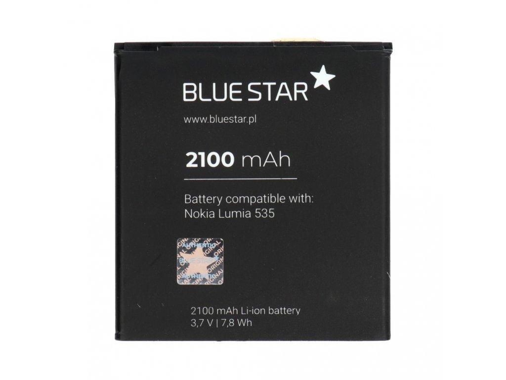 Baterie Blue Star Microsoft Lumia 535/830 - 2100mAh Li-Ion (BS)Premium
