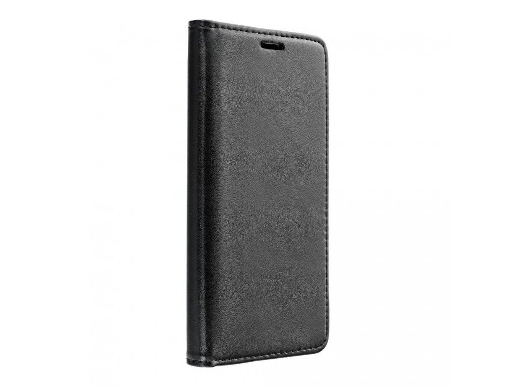 Pouzdro Magnet Flip Wallet Book pro Samsung J320 Galaxy J3 (2016) - černé