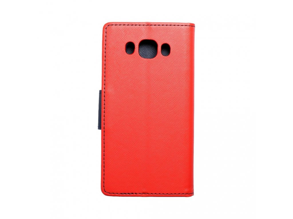 Fancy pouzdro Book - Samsung J510 Galaxy J5 (2016) - modro/červené